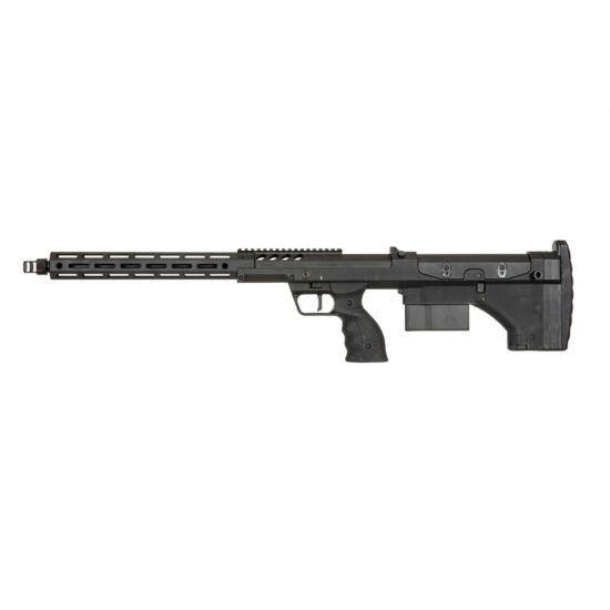 """Desert Tech SRS-A2 22"""" airsoft mesterlövész puska, fekete"""