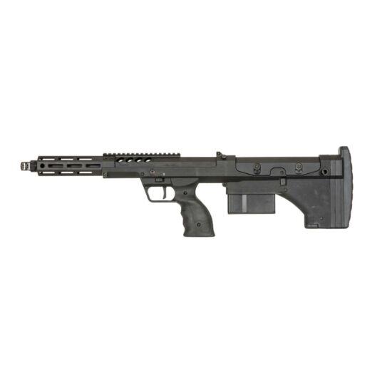 """Desert Tech SRS-A2 16"""" Covert airsoft mesterlövész puska, fekete"""