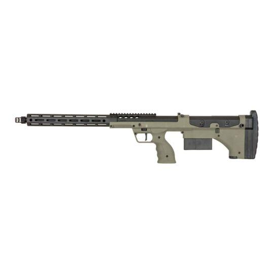 "Desert Tech SRS-A2 22"" airsoft mesterlövész puska, Olív"
