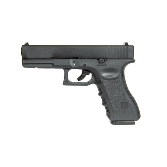 E&C-1101 G17 airsoft pisztoly GBB