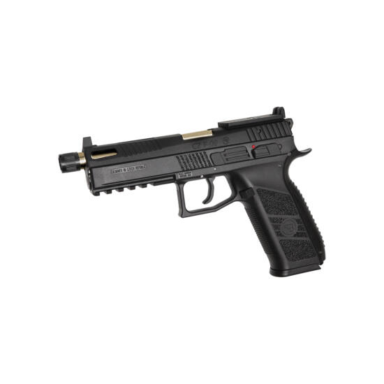 CZ P-09 Optic Ready GBB airsoft pisztoly, CO2