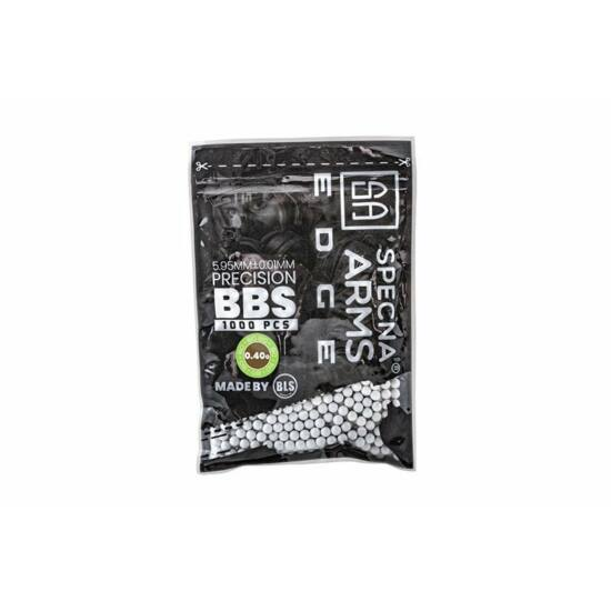 Specna Arms EDGE BIO precíziós BB, 0.40g, 1000db.