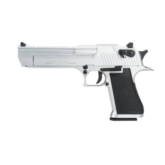 Desert Eagle GBB airsoft pisztoly (CO2) ezüst