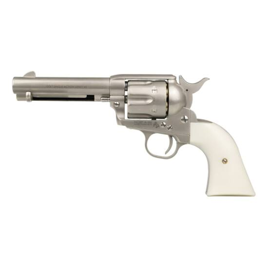 Colt Single Action Army Peacemaker airsoft revolver (green gas)