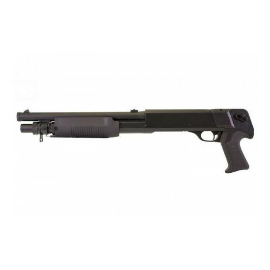 Double Eagle M56B airsoft Shotgun, Tri-shot
