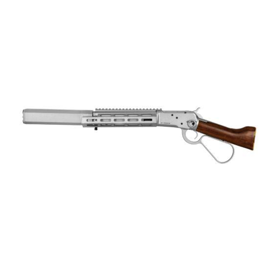 A&K 1873 RS real wood airsoft puska, ezüst