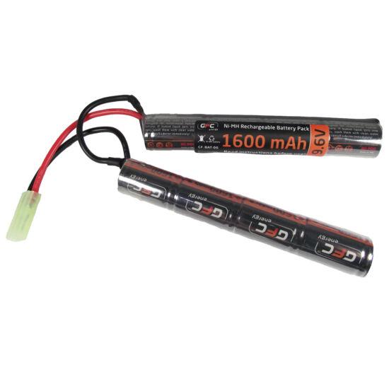 GFC NiMh Akkumulátor 9.6V 1600 mAh tamiya 2 modul