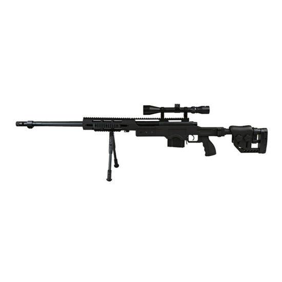 MB4411D UPV tuningolt mesterlövész puska
