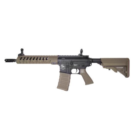 Armalite M15 Light Tactical. elektromos airsoft puska Fekete/Tan