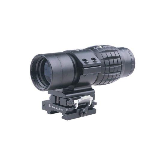 Theta 3x35-ös Magnifier, Holo, Red dot elé