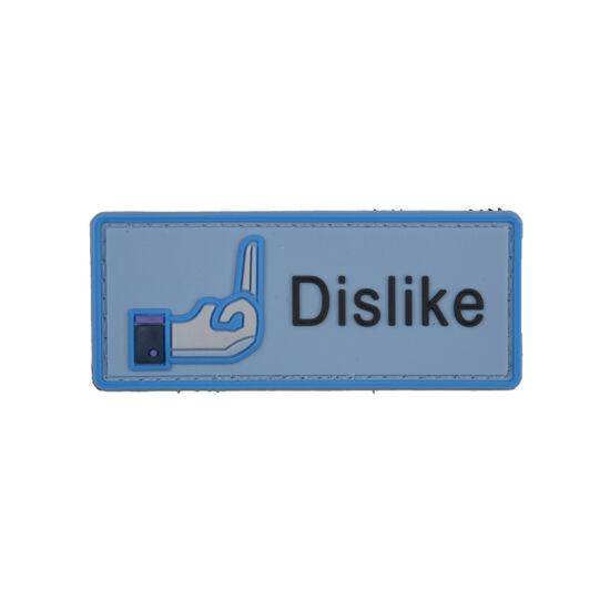 Dislike felvarró