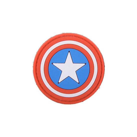 Amerika Kapitány felvarró
