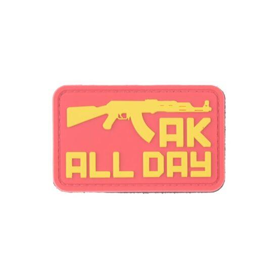AK all day felvarró