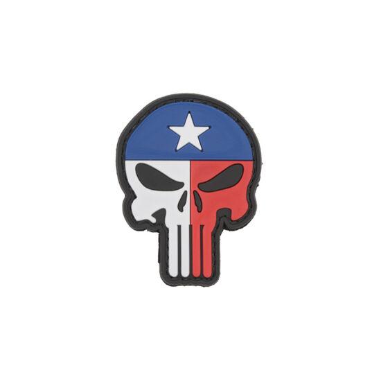 Punisher Texas felvarró