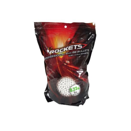 Rockets preciziós BB golyó 0.23 g, 2 kg
