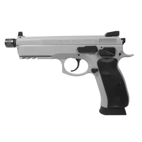 CZ SP-01 SHADOW Urban Grey CO2 GBB airsoft pisztoly