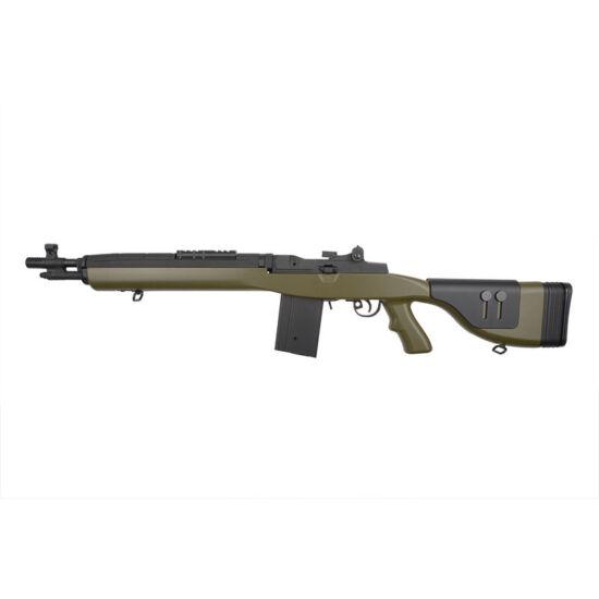 Cyma CM032F M14 oliva, elektromos airsoft puska