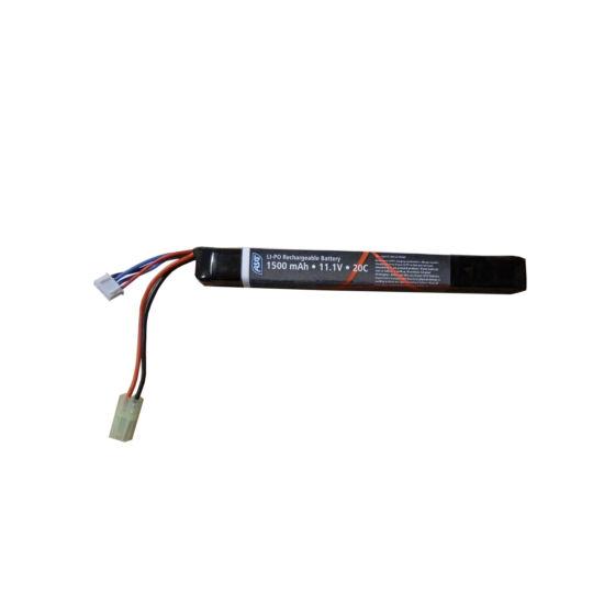 ASG airsoft akkumulátor, LiPo, 1500 mAh, 11,1V