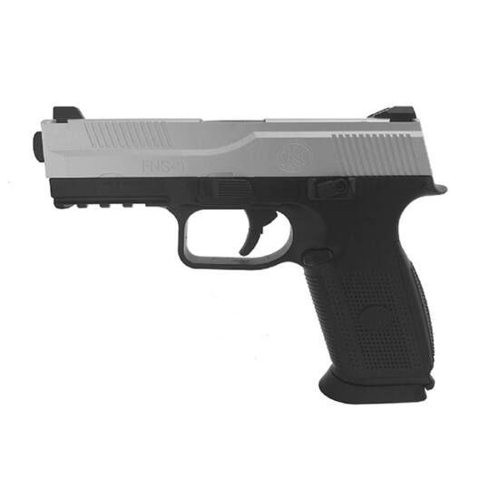 FN FNS-9 rugós airsoft pisztoly, dual tone