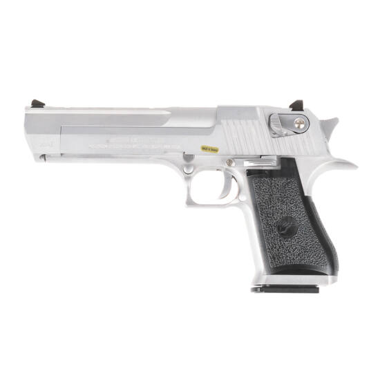 Desert Eagle .50AE Silver Gas blow-back airsoft pisztoly
