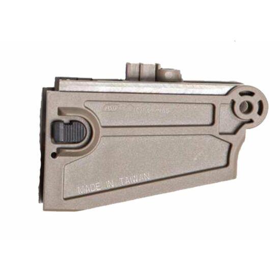 CZ Bren M4/M16 Magwell átalakító, tan