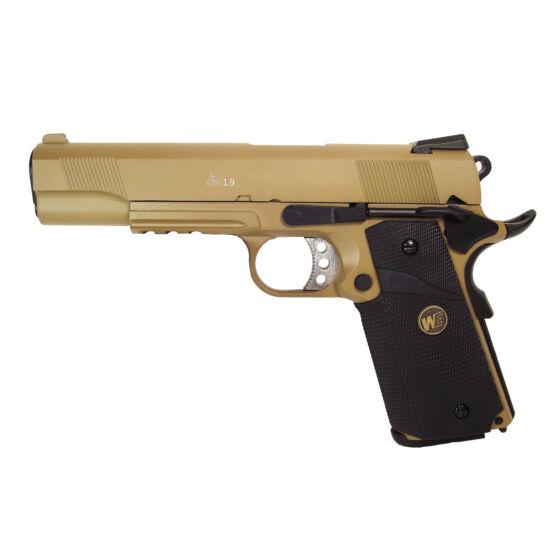 Colt 1911 MEU tan, GBB airsoft pisztoly