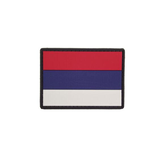 Orosz zászló felvarró