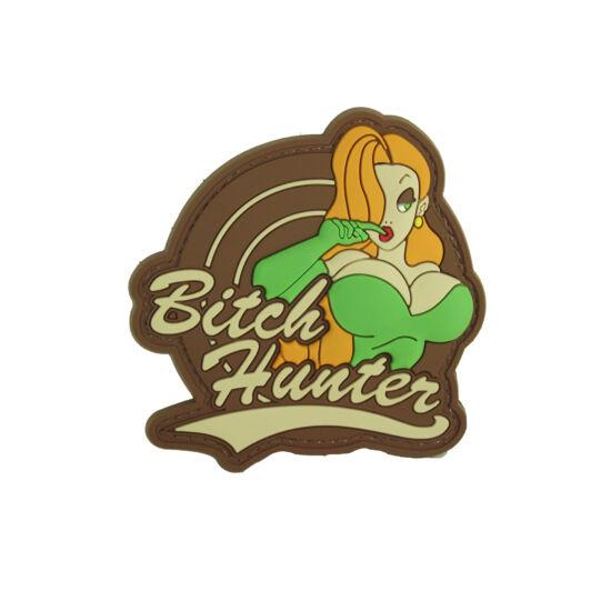 Bitch Hunter felvarró