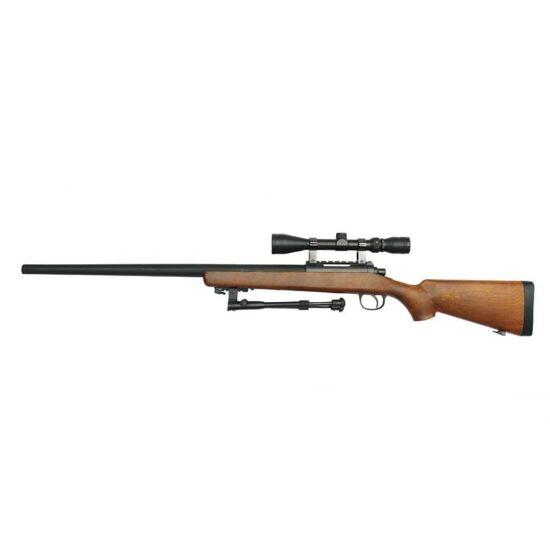 MB03EL airsoft mesterlövész puska, 6mm