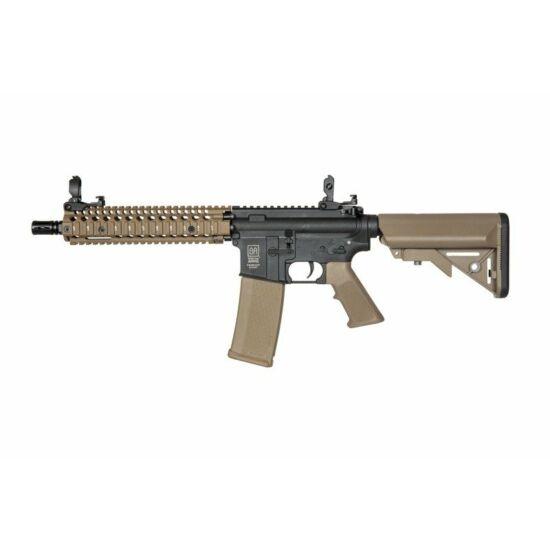 Specna Arms RRA SA-C19 half Tan CORE elektromos airsoft rohampuska