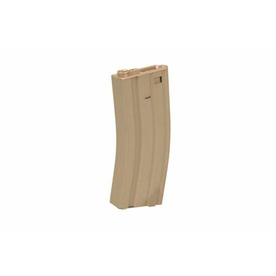 Specna Arms M4/M16 Hi-cap tár, Tan 300 BB