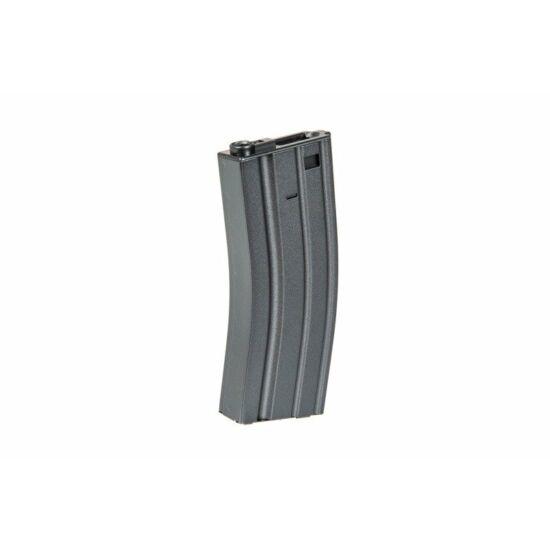 Specna Arms Mid-Cap tár, szürke, polimer, 120BB