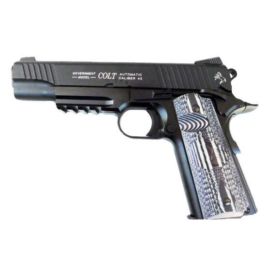 Colt Combat Unit CO2 airsoft pisztoly GBB
