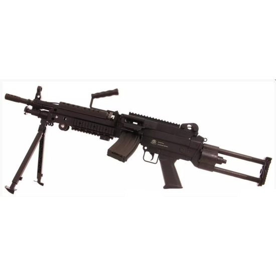 FN Herstal M249 airsoft géppuska