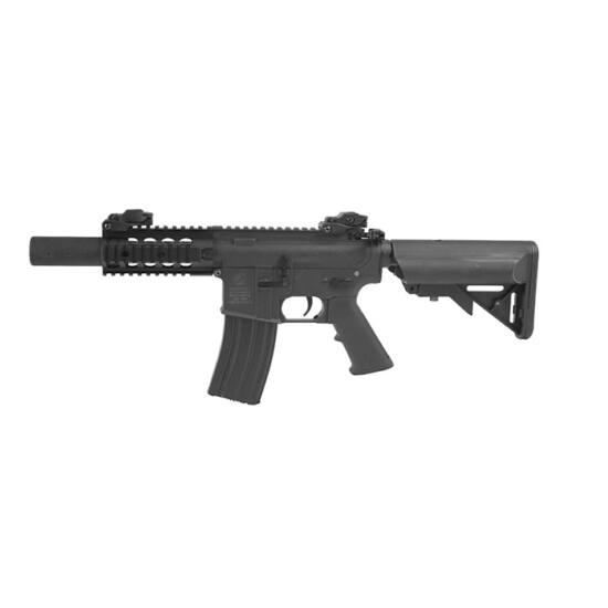 Colt M4 Special Forces Mini airsoft puska, fekete, 180862