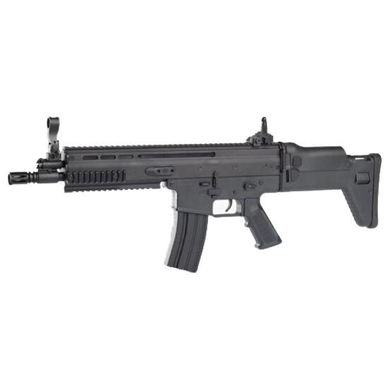 FN SCAR elektromos airsoft puska, fekete