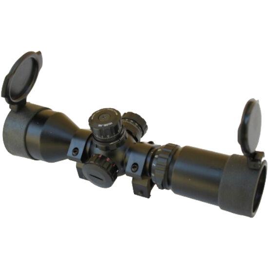 Swiss Arms 3-9x40 kompakt céltávcső szerelékkel