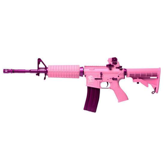 G&G CM16 Femme Fatale M4A1 airsoft rohampuska (EBB)