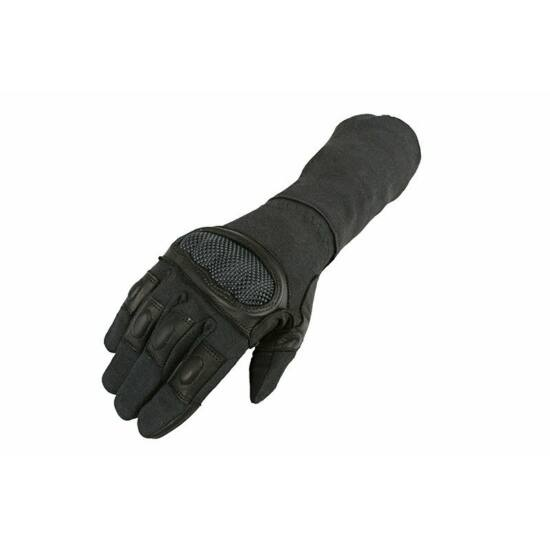 Armored Claw taktikai kesztyű, Breacher, Black, XL