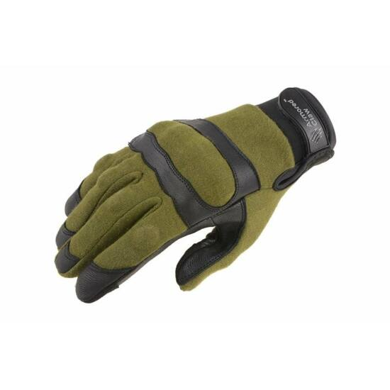 Armored Claw taktikai kesztyű, Smart Flex, Olive M