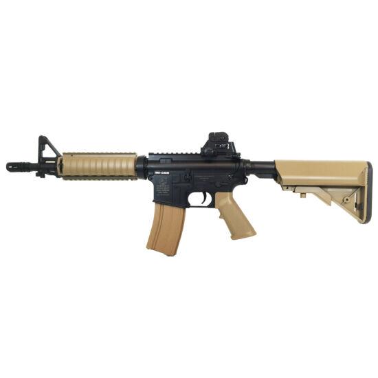 Colt M4 CQB elektromos airsoft ruhampuska