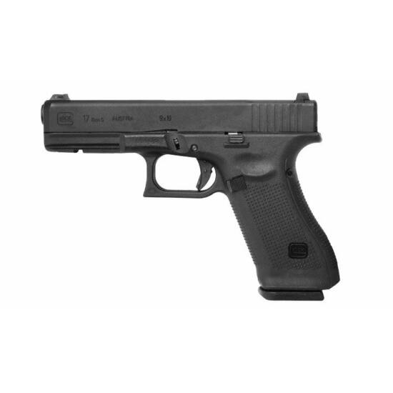 Glock 17 gen. 5 CO2 blowback airsoft pisztoly