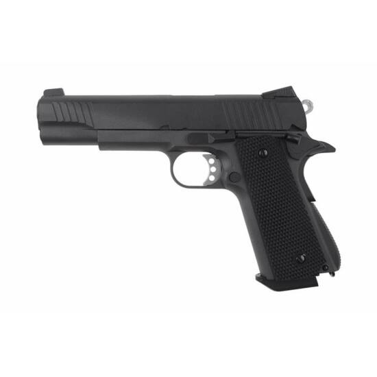 Well G199 CO2 airsoft pisztoly, szürke GBB