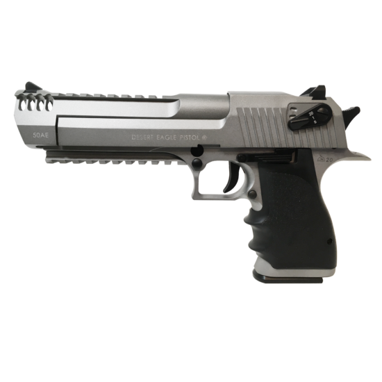 Desert Eagle L6 GBB airsoft pisztoly stainless (CO2)