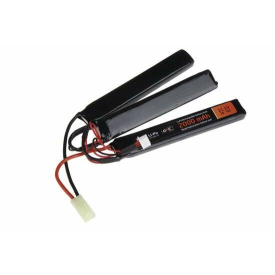 GFC LiPo akkumulátor, 11,1V 2000mAh, 15/30C, 3 modul