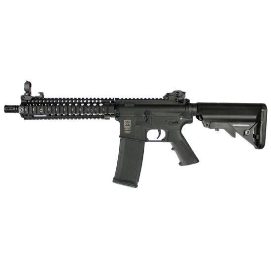 Specna Arms RRA SA-C19 fekete CORE elektromos airsoft rohampuska