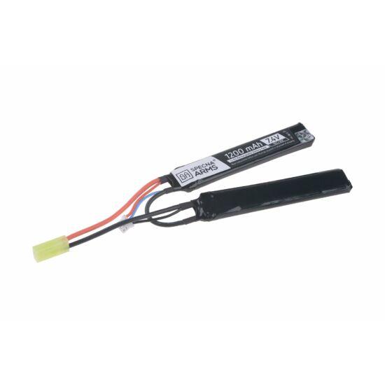Specna Arms LiPo akkumulátor 7.4 1200 mAh Tamiya