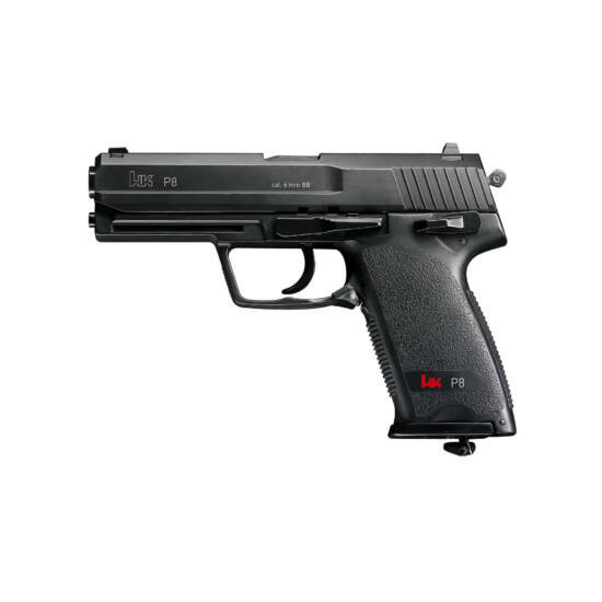 Heckler&Koch P8 CO2, airsoft pisztoly