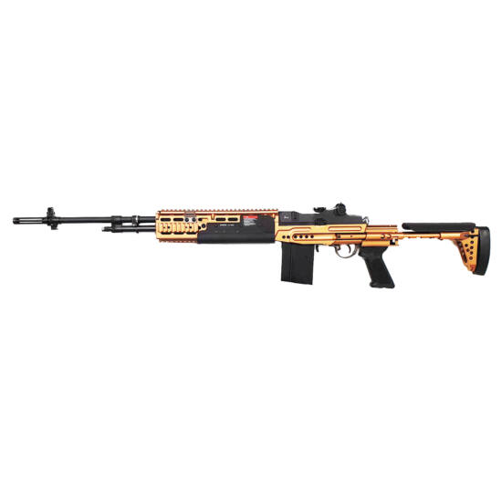 G&G M21 EBR bronze Airsoft DMR puska
