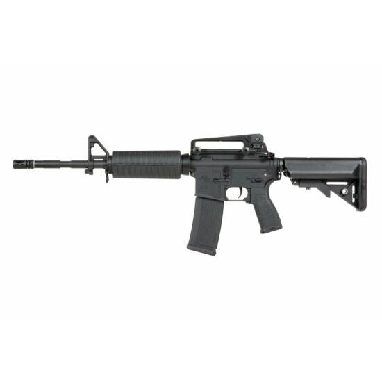 Specna Arms RRA SA-E01 EDGE fekete elektromos airsoft rohampuska